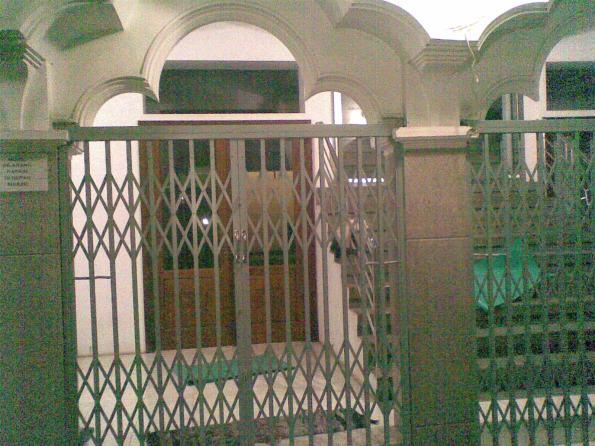 dilarang pacaran disekitar masjid