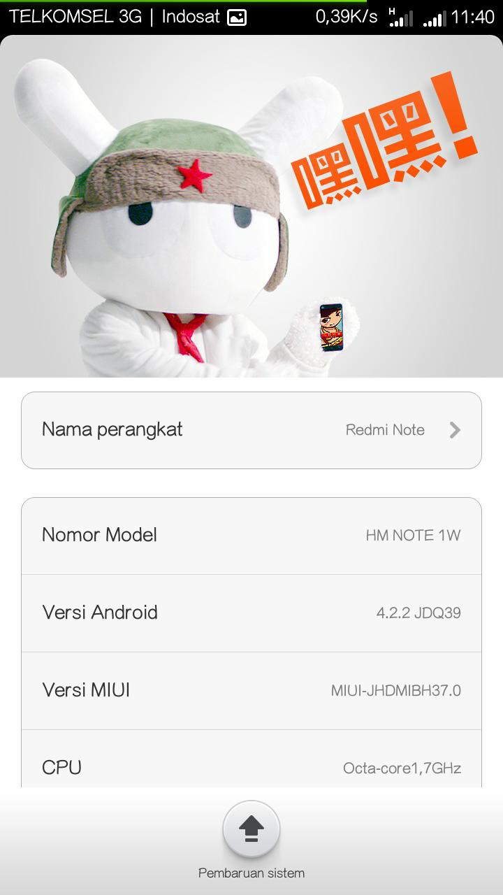 Ini Lo Cara Gokil Buka Lockscreen Di Smartphone Pabrikan Xiaomi