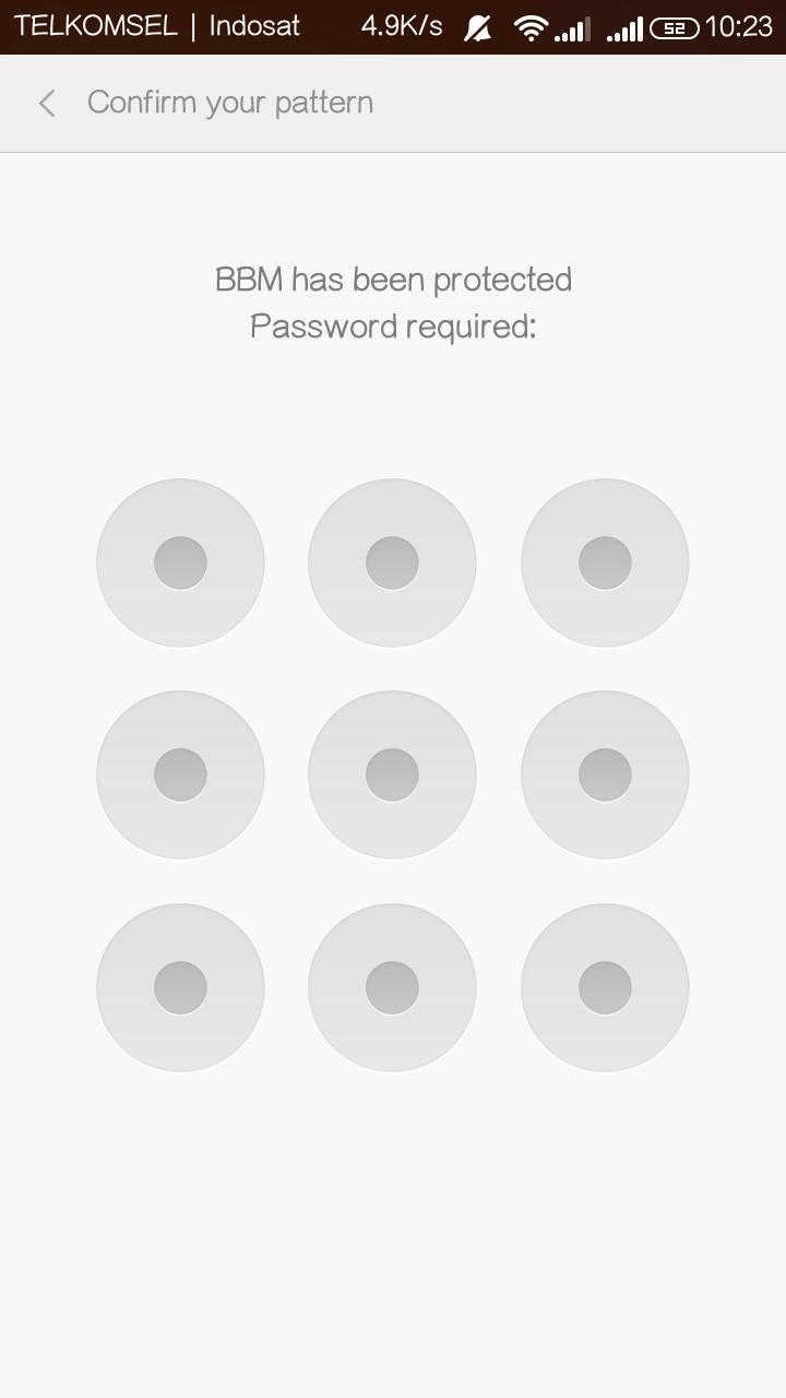 Cara Memasang Password Pada Aplikasi Di Redmi Note 3G Tanpa